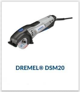 DSM 20 Dremel