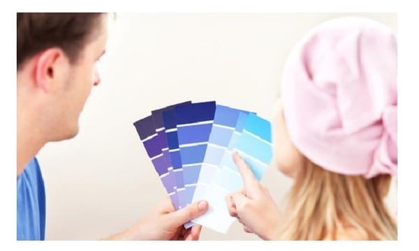 Επιλογη χρωματων