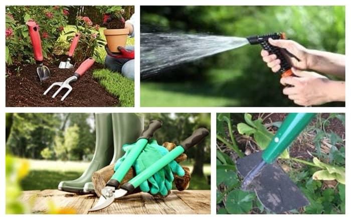 Εργαλεια κηπουρικης