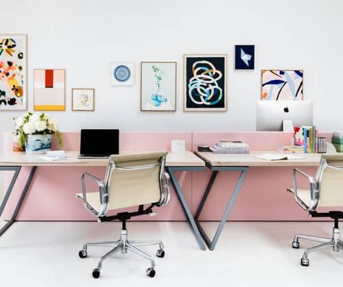 ιδεες για βαψιμο τοιχων γραφειου