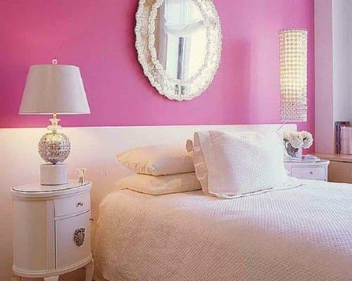παστελ  χρώματα για κρεβατοκάμαρα