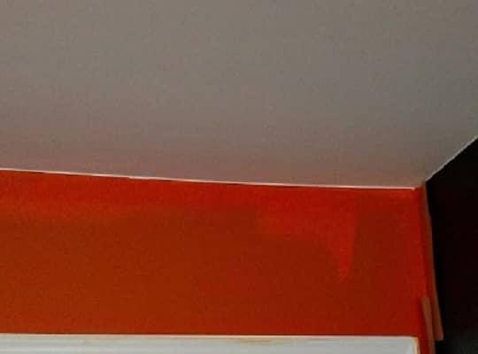 Το Χρώμα Τοίχου δεν Σκεπάζει