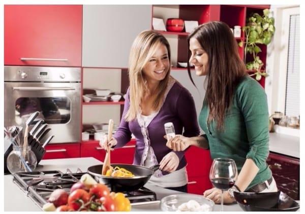υπεροχα χρωματα για κουζινες