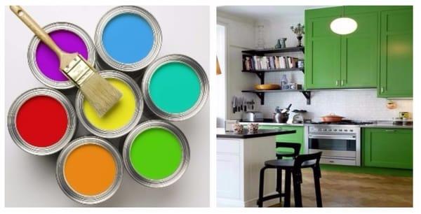 καταλληλα χρωματα για κουζινες