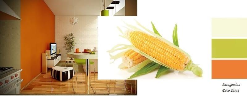 συνδυασμοι χρωματαων για κουζινα